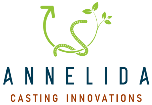 Annelida Logo Casting Innovations